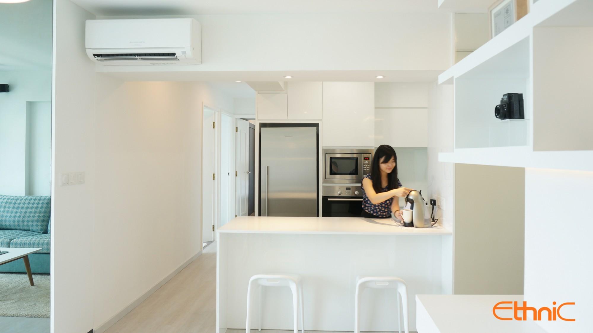 Singapore Interior Design Penang Designer Eunos Kitchen