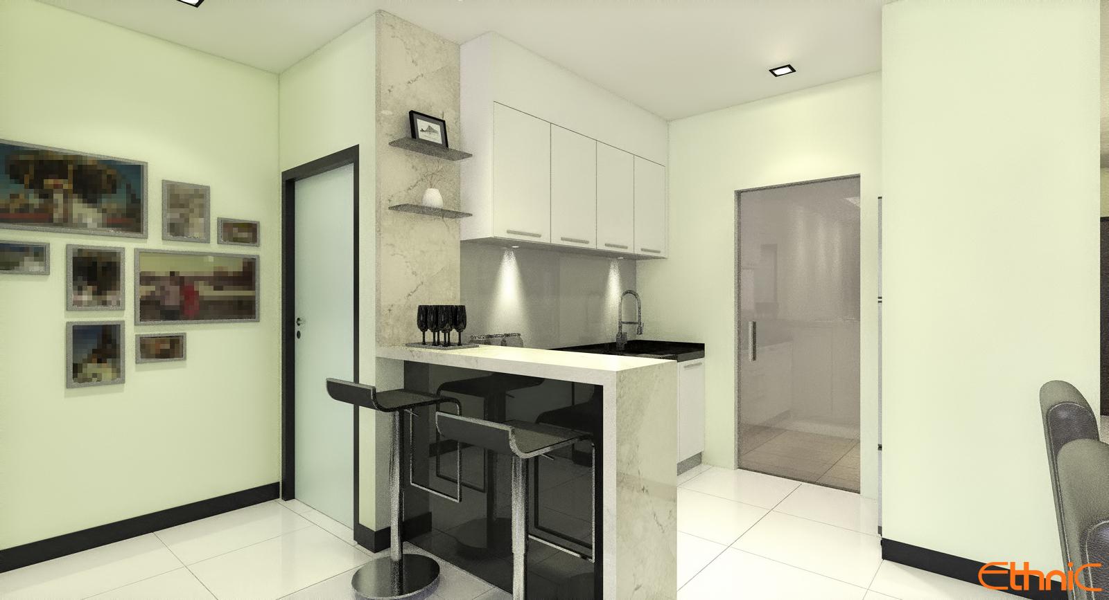 Penang Vertiq Interior Design Home Renovation