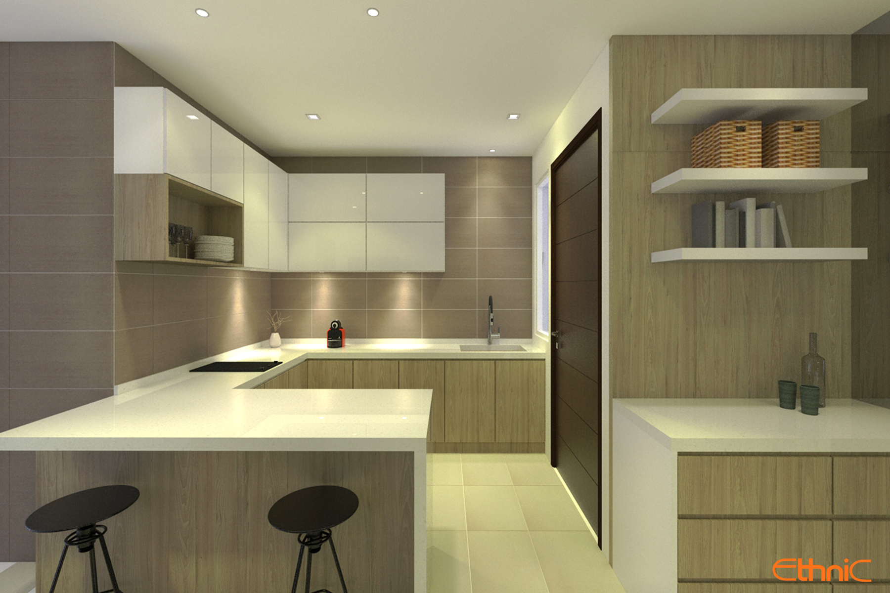 One Tanjung Interior Design