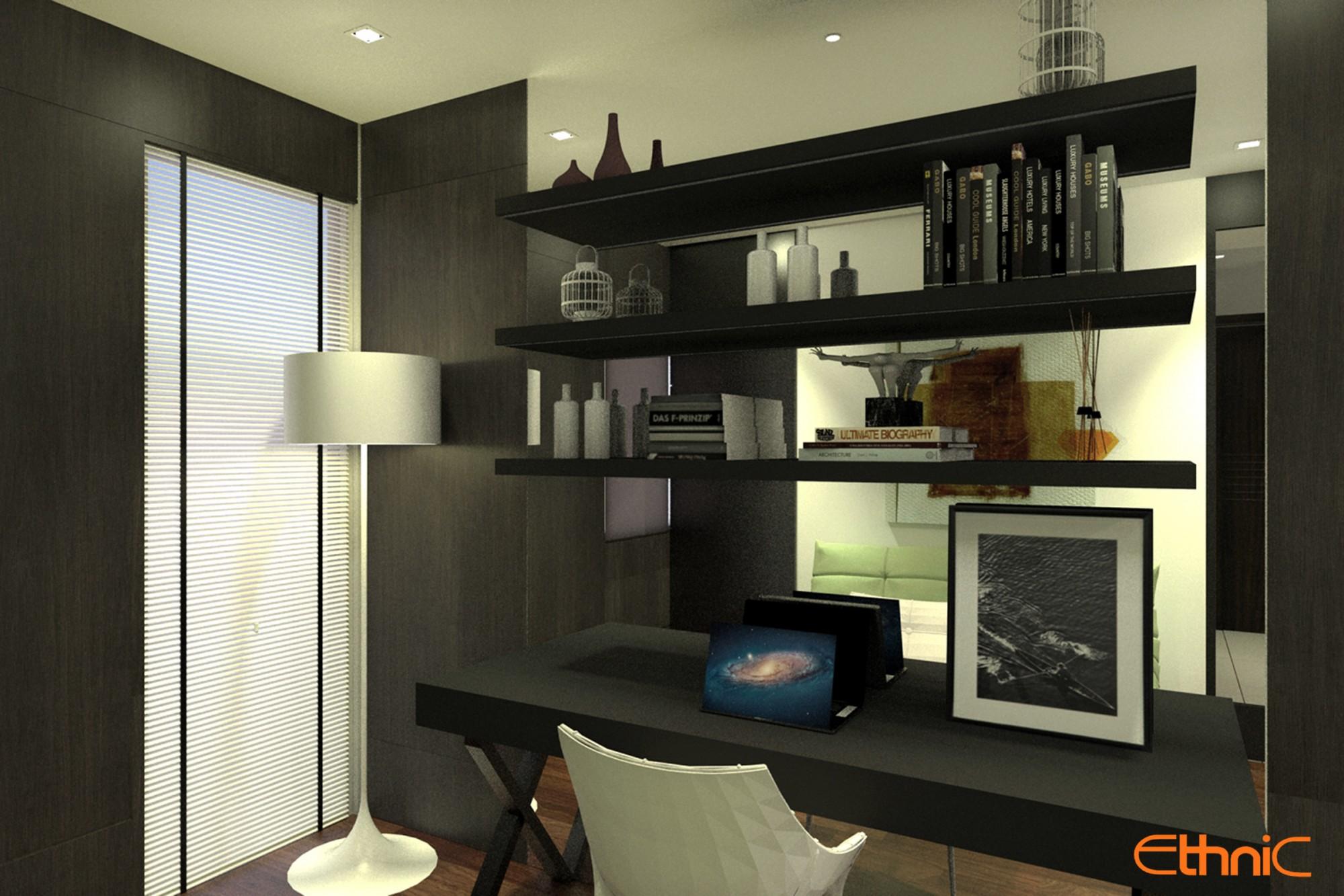 Penang Residence 21 Condo Interior Design