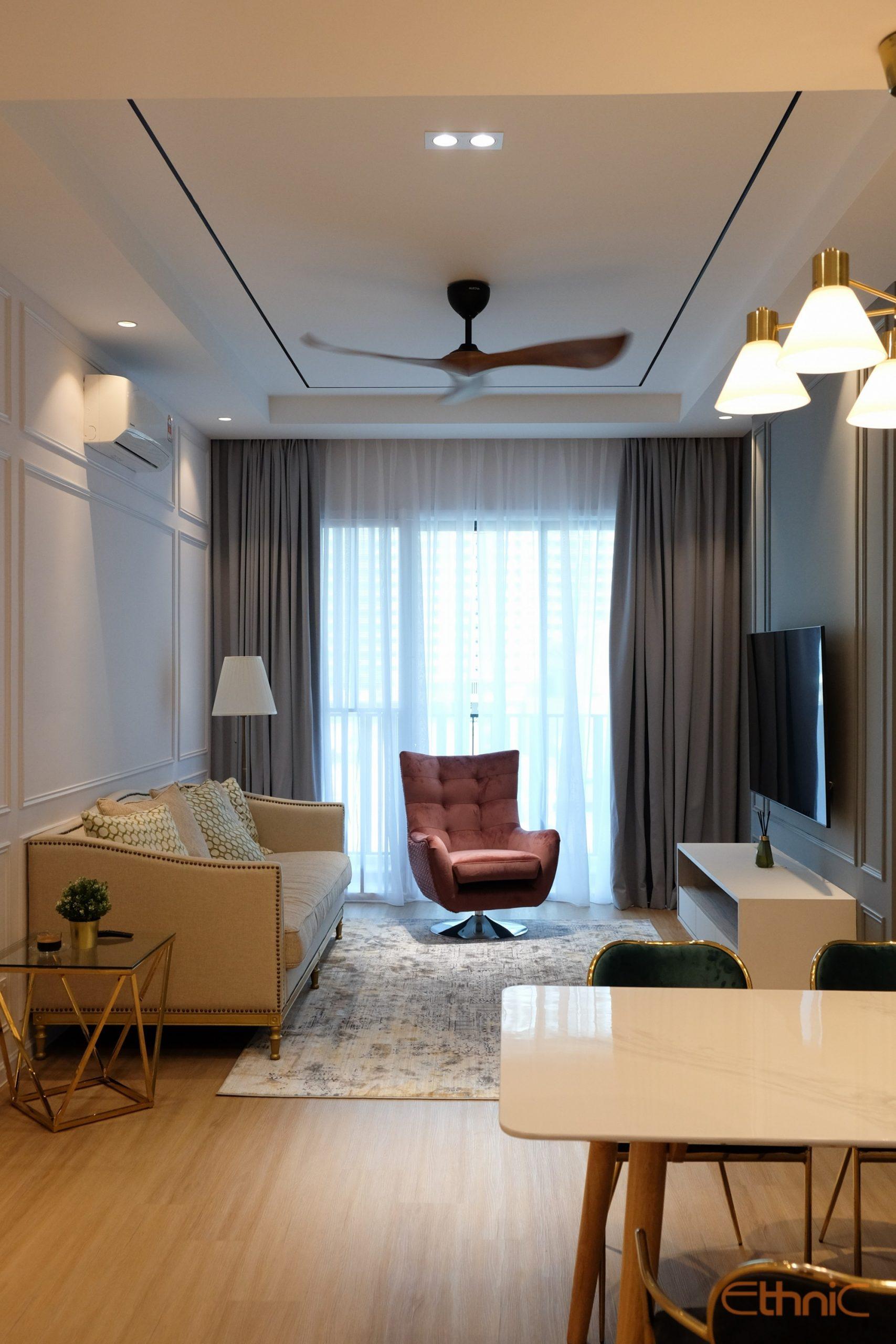 Forest Ville Interior Design Penang