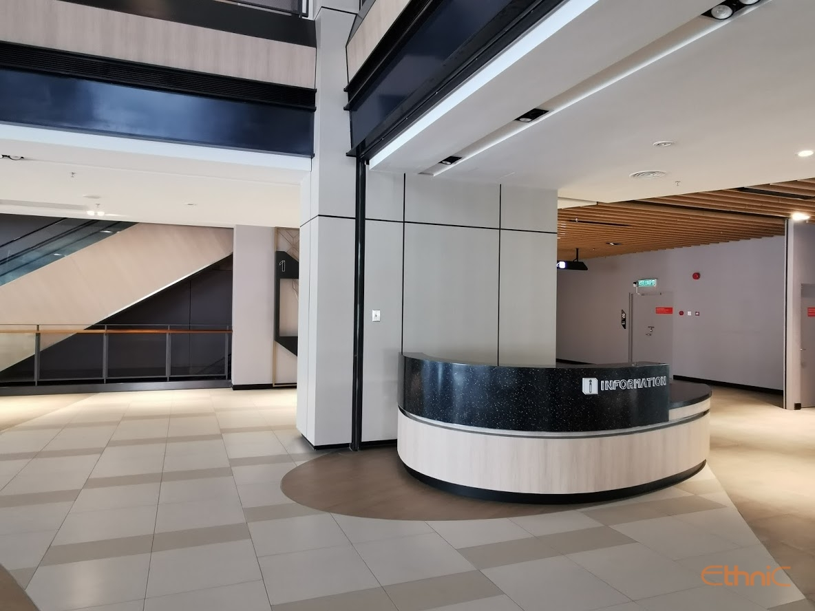Penang Commercial Fit-Out Contractor